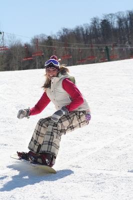 По фасону одежда для сноуборда